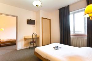 Chambre d'hôtel 4 personnes